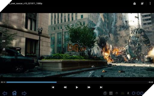 Xem phim đỉnh cao với ứng dụng MX Player Pro
