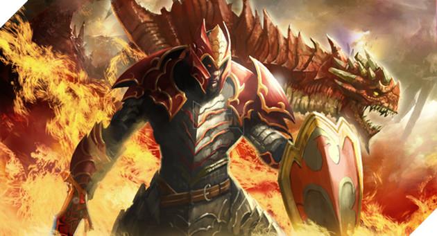 DOTA 2: 4 vị tướng sử dụng nguyên tố lửa nổi bật
