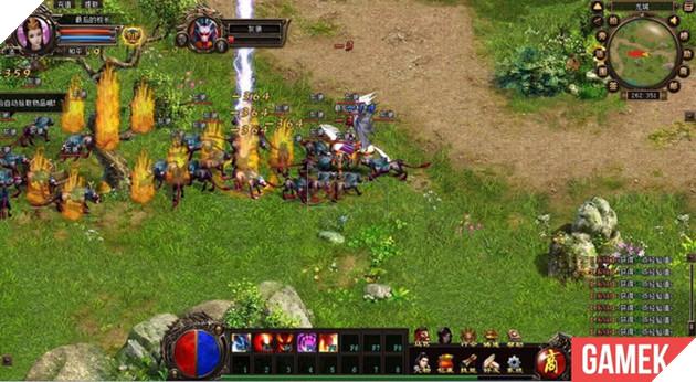 Thiên Tuyệt Online: Webgame đẹp mắt với bộ cài 1Mb siêu nhẹ