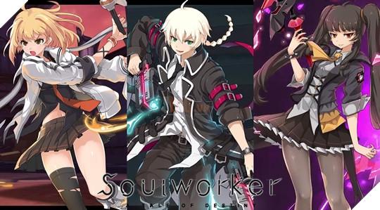 Soul Worker ra mắt bản quốc tế và không giới hạn IP