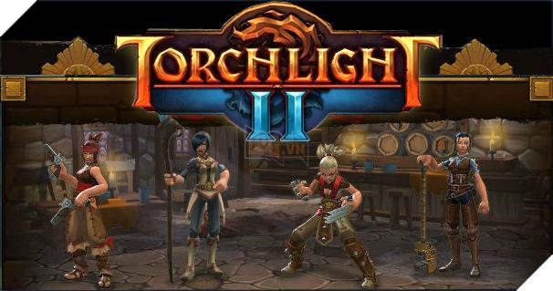 Torchlight II - Game chiến đấu với gameplay tương tự Diablo