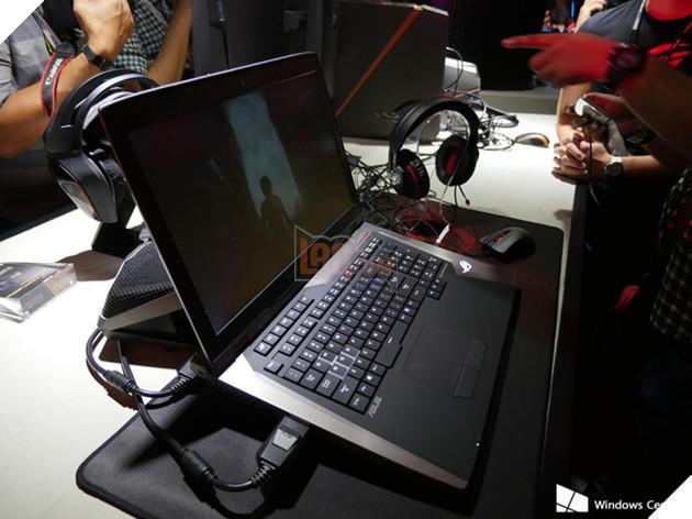 Đây chính là chiếc laptop khủng game thủ Việt nào cũng mơ ước
