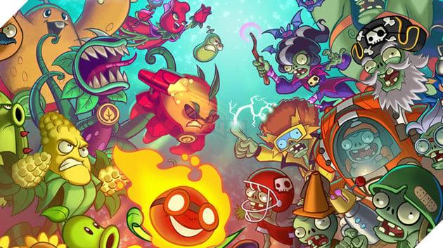 Plants vs Zombies Heroes: Game mobile thẻ bài không thể bỏ qua