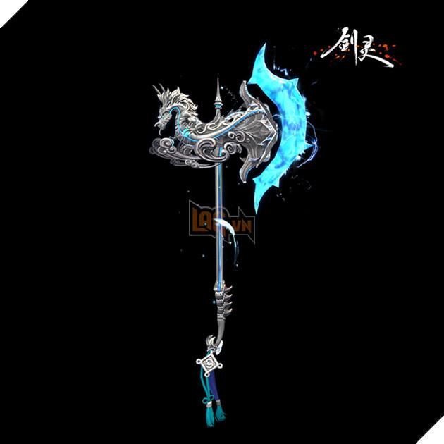 Blade & Soul: Bộ ảnh vũ khí huyền thoại cực đẹp chuẩn bị ra mắt trong tháng 6 4