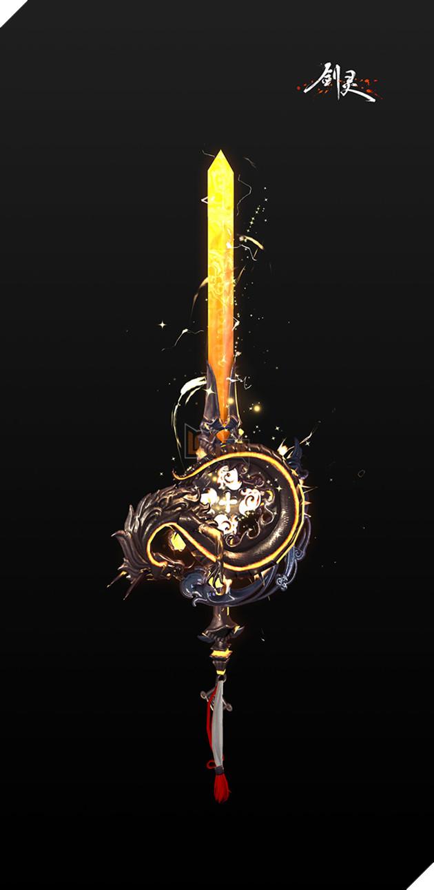 Blade & Soul: Bộ ảnh vũ khí huyền thoại cực đẹp chuẩn bị ra mắt trong tháng 6 10