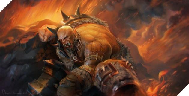 Những nhân vật trong thế giới Warcraft - Orcs Phần 2  6
