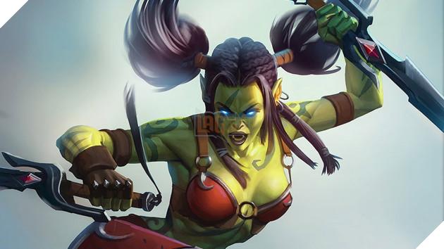 Những nhân vật trong thế giới Warcraft - Orcs Phần 2  9