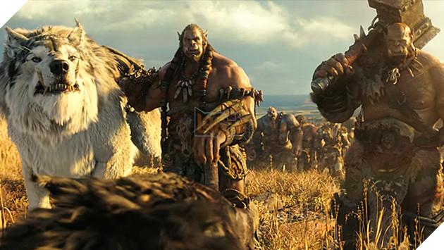 Những nhân vật trong thế giới Warcraft - Orcs Phần 2