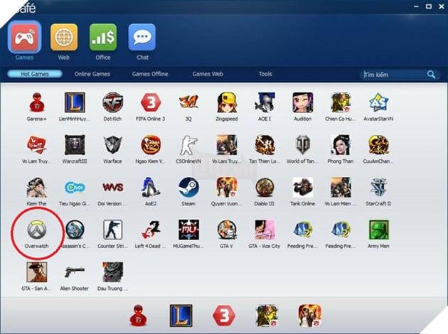 Bằng chứng cho thấy Overwatch đã phổ biến tại cả loạt quán net Việt Nam