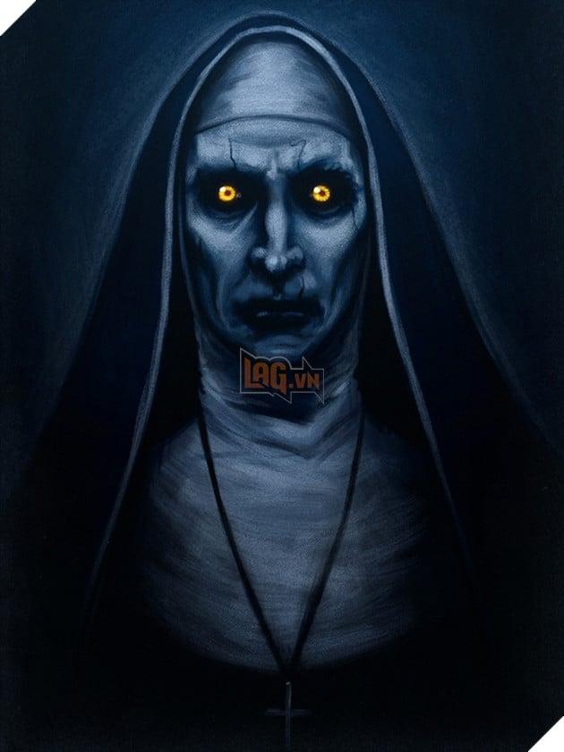 Một ác quỷ mạnh mẽ, dám thách thức đức tin và còn đeo thánh giá.