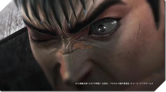 """Xem gameplay """"cân cả thế giới"""" của game chuyển thể từ Berserk"""