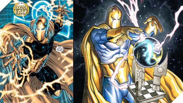 """Top 10 vị """"Doctor"""" nổi tiếng, mạnh nhất trong DC & Marvel Comics"""