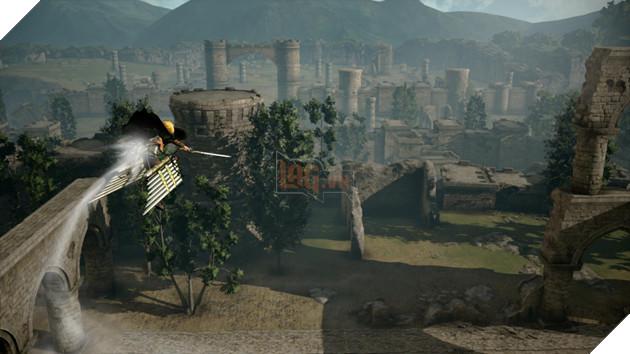 Attack on Titan lộ diện chế độ Multiplayer 2