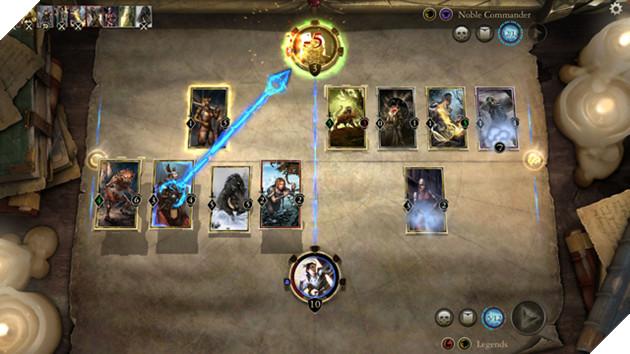 The Elder Scrolls: Legends chính thức mở cửa Open Beta 2