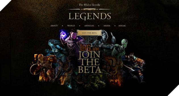 The Elder Scrolls: Legends chính thức mở cửa Open Beta