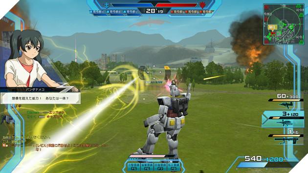 Mobile Suit Gundam Online - Game online dành cho những fan hâm mộ Gundam 2
