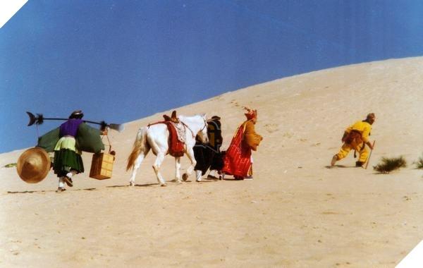 Thầy trò Đường Tăng (trong Tây Du Ký) phải vượt qua 81 kiếp nạn trên đường sang Tây Thiên thỉnh kinh, cuối cùng thành chính quả.
