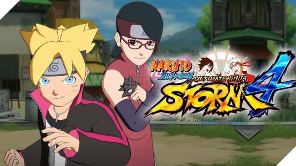 Bản mở rộng của Naruto Shippuden: Ultimate Ninja Storm 4 được công bố