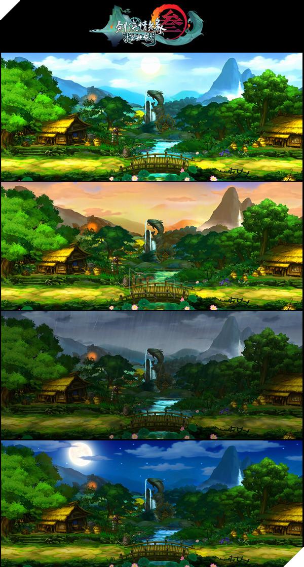Sau VLTK Mobile, Tencent Games phát hành cả VLTK 3 Mobile