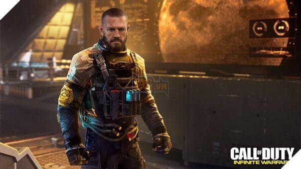 Conor McGregor sẽ xuất hiện trong Call of Duty: Infinite Warfare