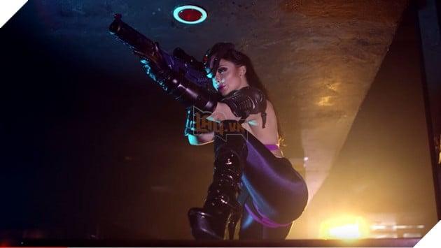 Oversnatch - Phim 18+ parody theo Overwatch ra mắt trailer 2
