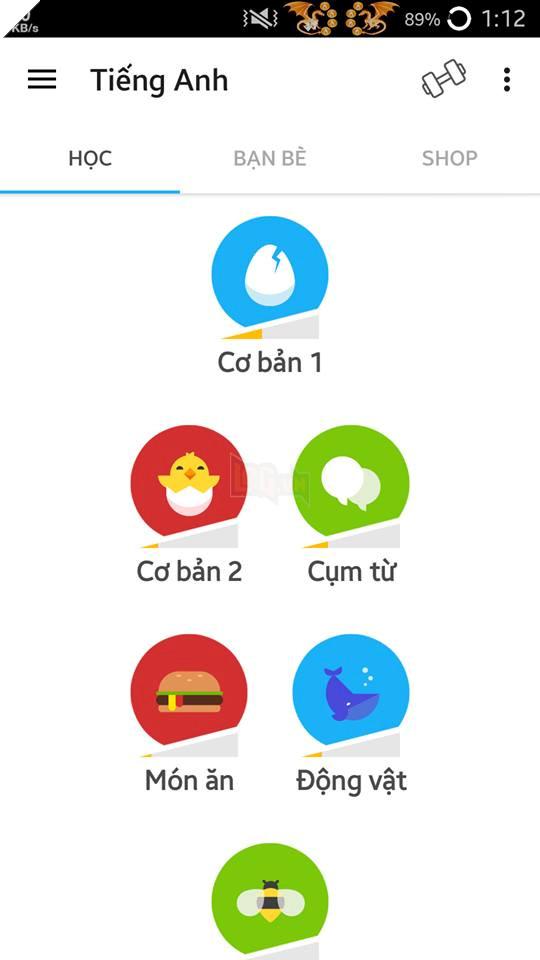 Duolingo - Tiếng Anh thật dễ dàng chỉ 30 phút mỗi ngày với chiếc smartphone trên tay.