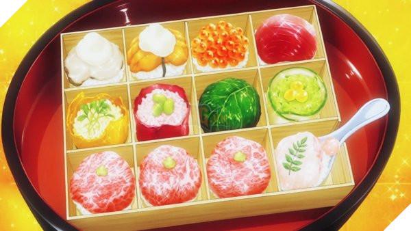 Những món ăn trong anime ẩm thực Nhật khiến người xem chảy nước miếng - Ảnh 3.
