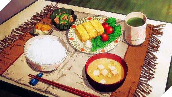 Những món ăn trong anime ẩm thực Nhật khiến người xem chảy nước miếng - Ảnh 1.