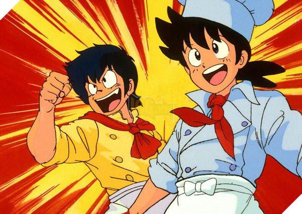 Những món ăn trong anime ẩm thực Nhật khiến người xem chảy nước miếng - Ảnh 5.