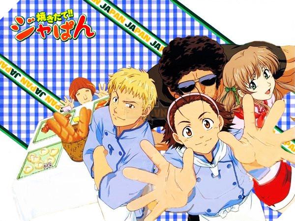 Những món ăn trong anime ẩm thực Nhật khiến người xem chảy nước miếng - Ảnh 12.