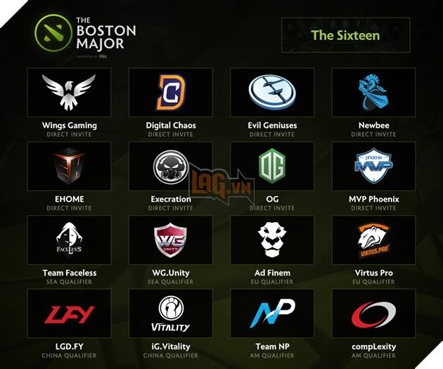 Boston Major Regional Qualifiers