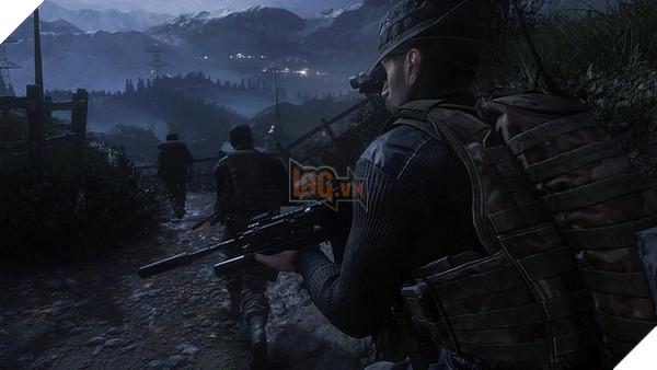 Cấu hình tối thiểu của Call of Duty: Infinite Warfare và Modern Warfare Remastered