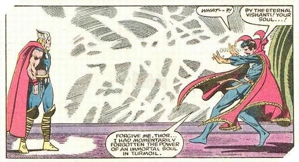 Ý nghĩa đằng sau after-credit của Doctor Strange Lưu ý: Có Spoiler  2