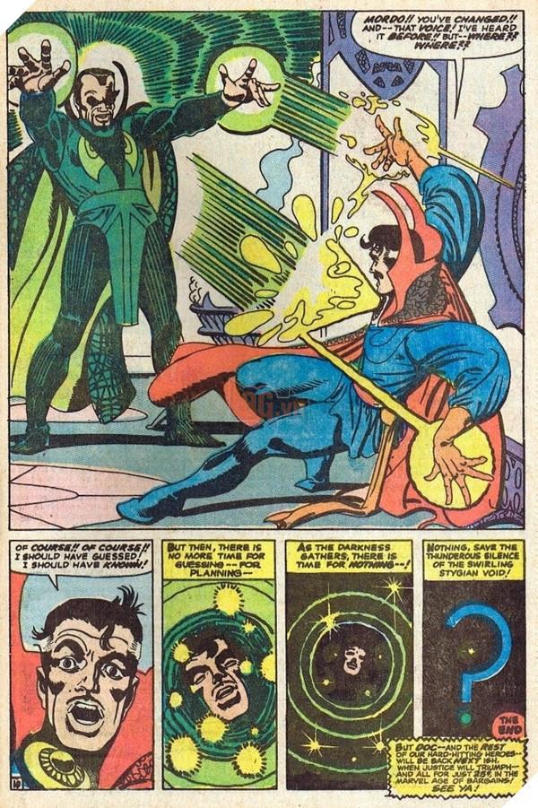 Ý nghĩa đằng sau after-credit của Doctor Strange Lưu ý: Có Spoiler  5