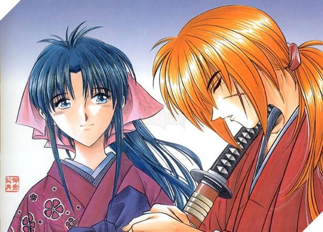 Rurouni Kenshin - Manga kiếm hiệp huyền thoại đã có thêm 2 chương ngoại truyện