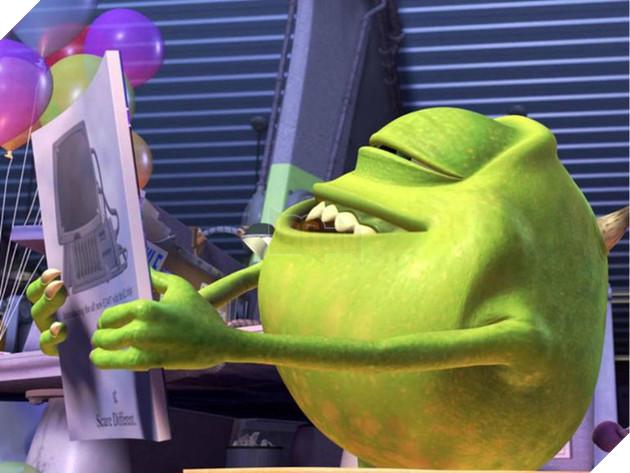 Phim hoạt hình Pixar có quá nhiều bóng dáng Apple nhưng chỉ ai tinh mắt mới thấy - Ảnh 1.