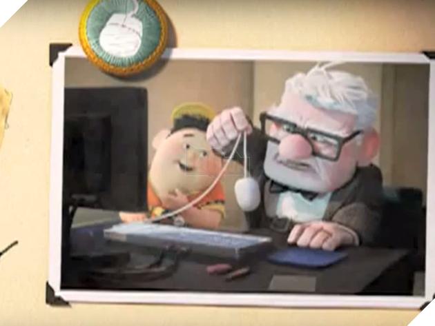 Phim hoạt hình Pixar có quá nhiều bóng dáng Apple nhưng chỉ ai tinh mắt mới thấy - Ảnh 7.