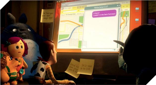 Phim hoạt hình Pixar có quá nhiều bóng dáng Apple nhưng chỉ ai tinh mắt mới thấy - Ảnh 5.