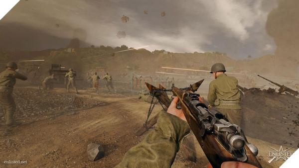 Hé lộ tựa game bắn súng lấy bối cảnh Đệ nhị Thế chiến mới dành cho PC 3