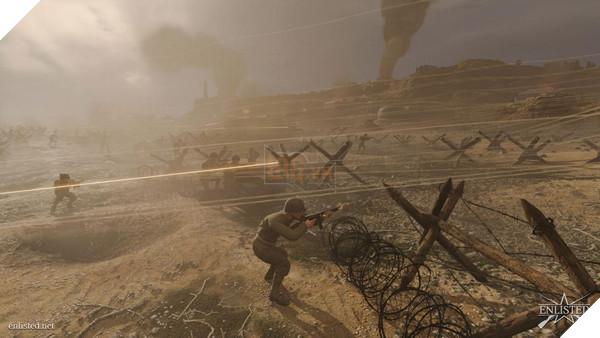 Hé lộ tựa game bắn súng lấy bối cảnh Đệ nhị Thế chiến mới dành cho PC 2