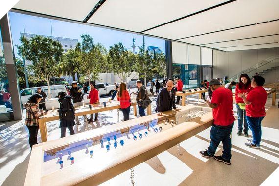 Apple 2017 se la ngoi no cong nghe hinh anh 2