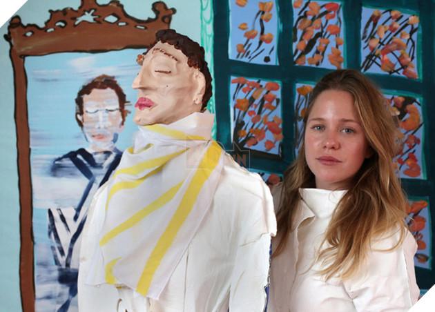 Quá mệt mỏi vì độc thân lâu năm, nữ nghệ sĩ trẻ tự tạo cả series bạn trai cho mình - Ảnh 2.