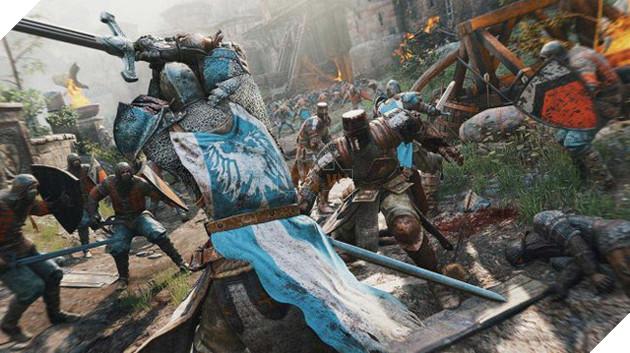 For Honor - Game chặt chém siêu hay cho Viking đấu với Samurai sắp thử nghiệm miễn phí