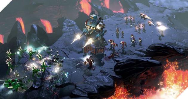 Dawn of War III ra mắt Trailer giới thiệu tộc Orks