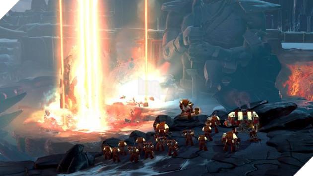 Dawn of War III ra mắt Trailer giới thiệu tộc Orks 2