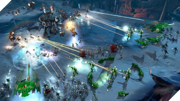 Dawn of War III ra mắt Trailer giới thiệu tộc Orks 3