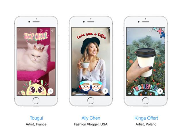 Facebook Messenger vừa ra mắt nhiều bộ lọc bá đạo cho camera, fan tự sướng sẽ thích mê - Ảnh 4.