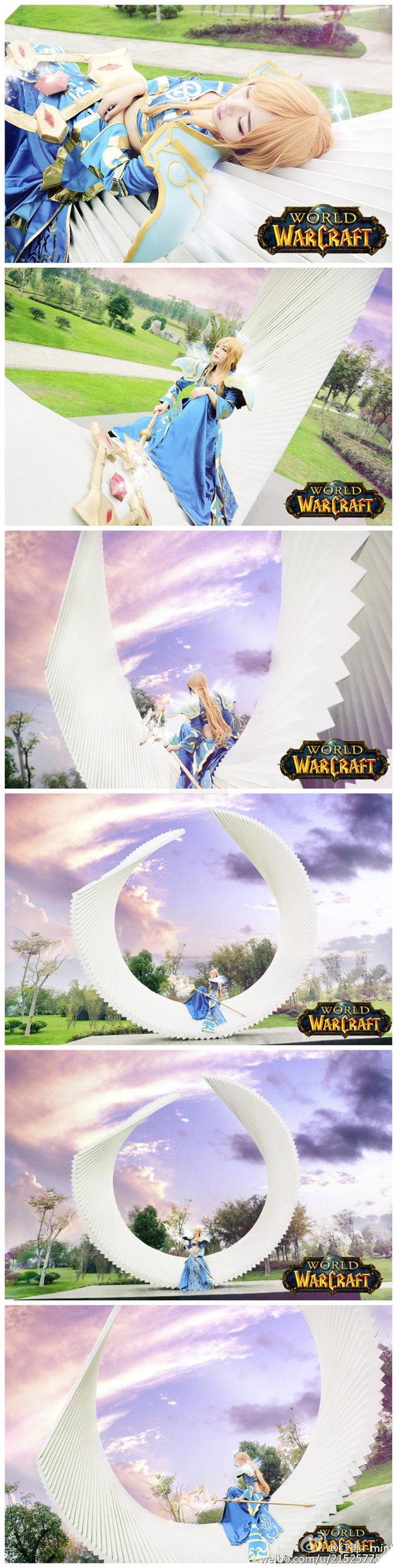 Cosplay World of WarCraft tuyệt đẹp khiến bạn không khỏi ngỡ ngàng
