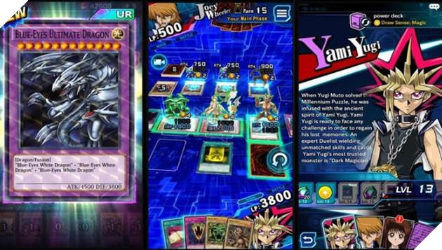 Ơn giời, Yu-Gi-Oh! Duel Links có phiên bản iOS rồi!