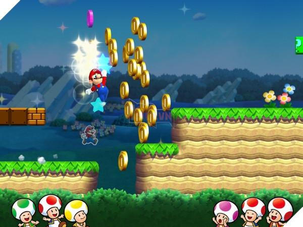 Super Mario Run đạt 40 triệu lượt tải trong 4 ngày
